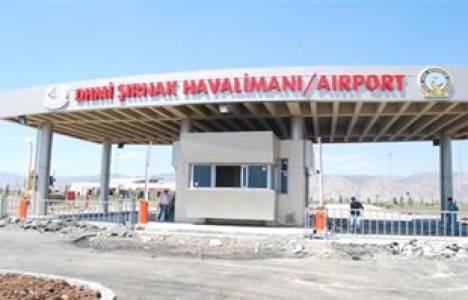 Şırnak Havalimanı Temmuz