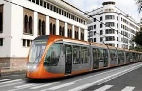 Kazablanka tramvayının
