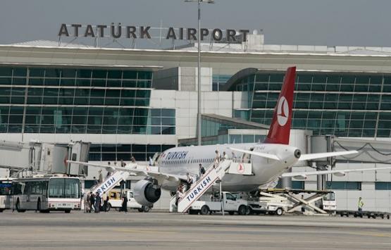 Atatürk Havalimanı'nı Arkas