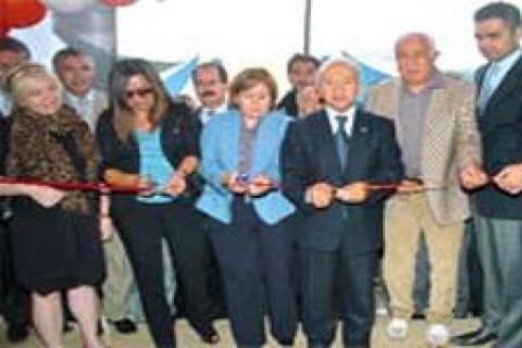 Necati Kurmel'den Aladağ'a 50 milyon dolarlık krom tesisi