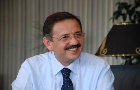 Mehmet Özhaseki Kayseri Eski Sanayi Bölgesi'nin dönüşümünü anlattı!