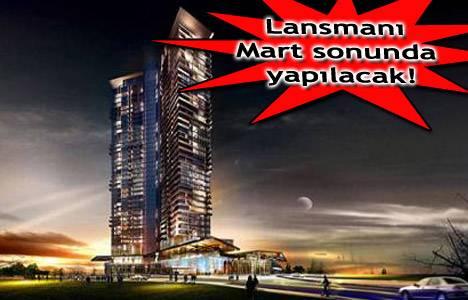One Tower projesi Mart sonunda satışa çıkacak!