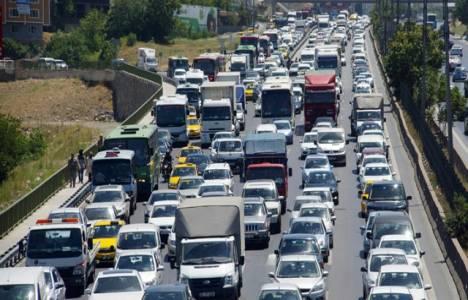 Dünyanın en yoğun ikinci trafiği İstanbul'da!