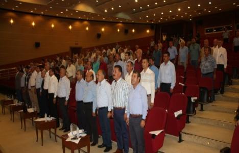 Mersin Büyükşehir Meclisi Temmuz toplantısında imar konuşuldu!
