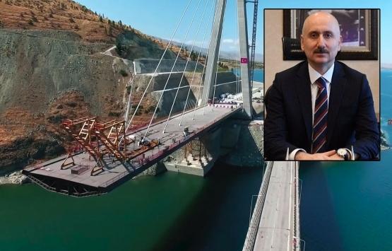 Elazığ Kömürhan Köprüsü Aralık ayında açılacak!