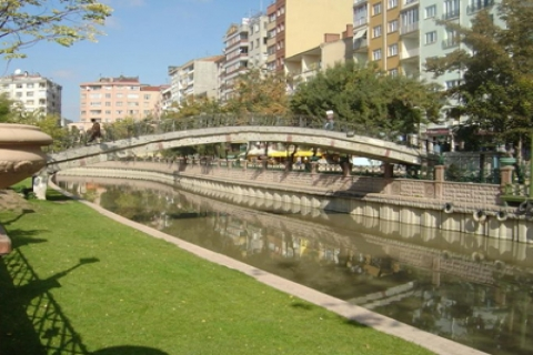 Eskişehir Belediyesi restoran