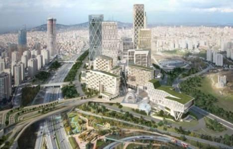 Ataşehir Finans Merkezi ihalesinde 2 teklif, 3 teşekkür!