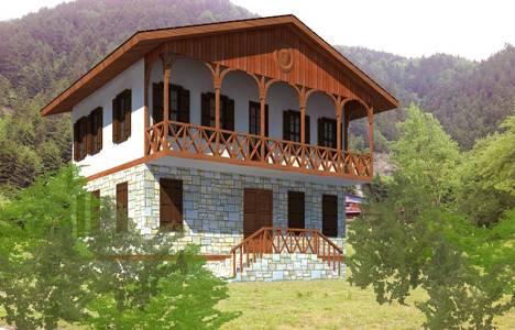 Köy evini yöresel