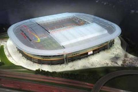 Sezon sonunda İnönü Stadı'nın yıkımına başlanması planlanıyor!