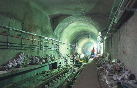Marmaray tren