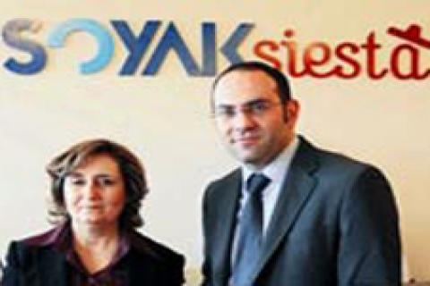 Soyak Siesta İzmir'e temel attı