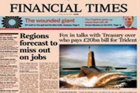 Financial Times, Pera