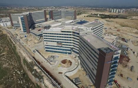 Mersin Şehir Hastanesi'ne Yektaş imzası!