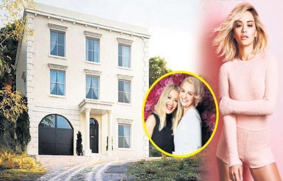 Rita Ora annesine Kosova'dan 1.5 milyon sterline malikane aldı!