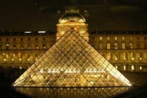 Louvre Piramidi'nin mimarına