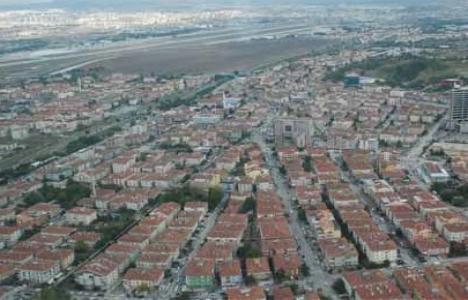 Ankara Büyükşehir Belediyesi'nden 66.1 milyon TL'ye 8 arsa!