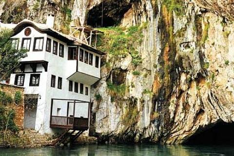 600 yıllık Alperenler Tekkesi turizme açıldı!