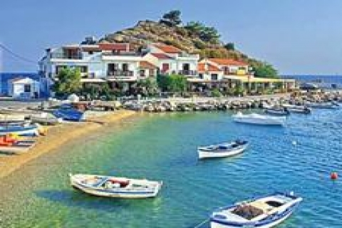 Almanya Yunanistan'a adalarını satmasını önerdi