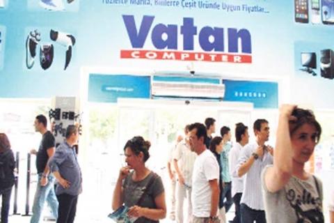Vatan Bilgisayar, Türkiye'de 57'nci mağazasını Eskişehir'de açtı!