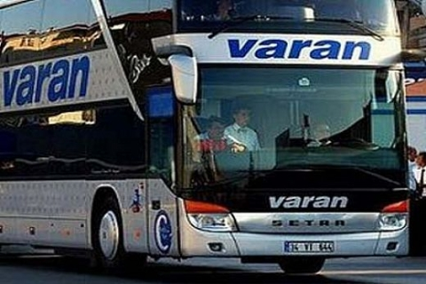 Varan, resmen Ulusoy'un