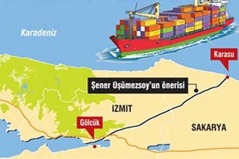 Şener Üşümezsoy'dan Kanal