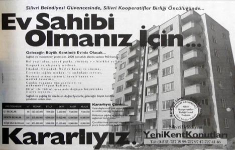 1995 yılında Silivri