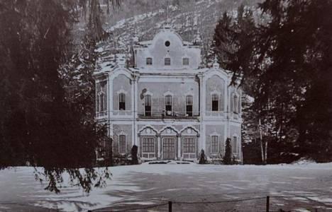 Mussolini'nin villası otel olacak!