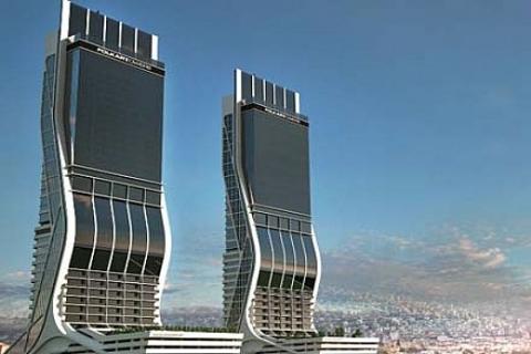 İzmir Folkart Towers'ta