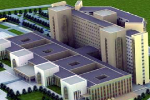 Türkiye'nin en büyük devlet hastanesi