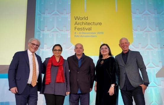 Tabanlıoğlu Mimarlık Tersane İstanbul Projesi ödül