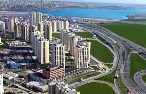 Bahçeşehir Ispartakule Bizim Evler 4 vaziyet planı!