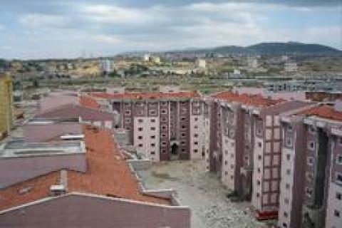 TOKİ Diyarbakır Üçkuyular'a