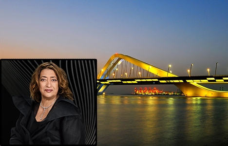 Zaha Hadid'in 10