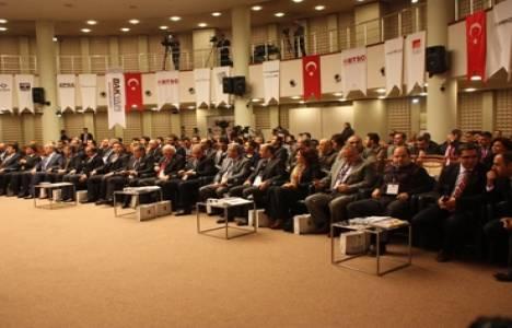 İnşaat malzemecileri Bursa'da buluştu!