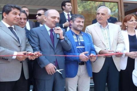 Esenler'de Şehir Düşünce Merkezi açıldı!