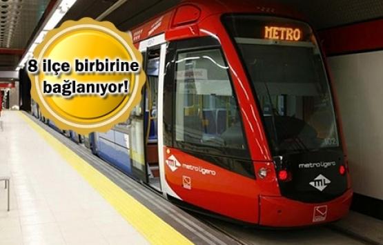 Mecidiyeköy-Mahmutbey metro hattında test sürüşleri başlıyor!