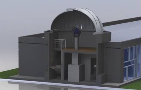 Türkiye'nin ilk Planetaryum'u