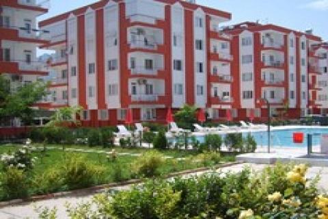Ekşioğlu Akdeniz Evleri Sitesi'nde 35 bin euroya! Son 10 konut!