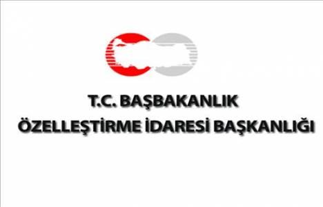 türk şeker gayrimenkulleri özelleştirme