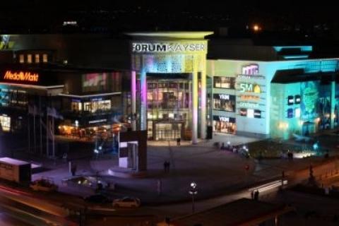 Forum Kayseri'ye IPRA,