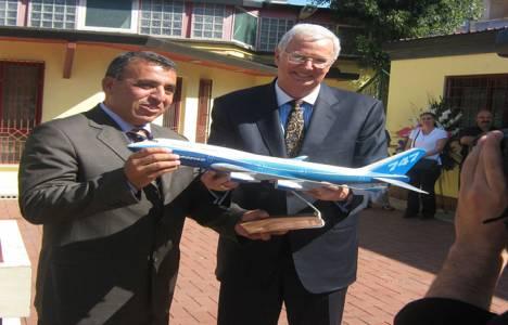 Boeing, Türkiye'de eğitime verdiği desteği artırıyor!