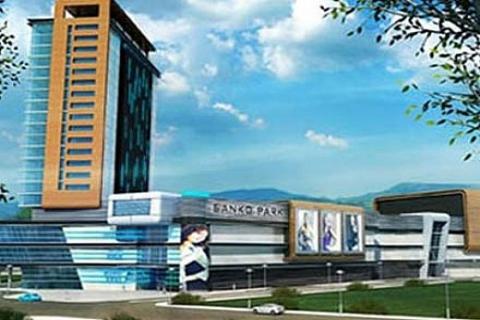 Gaziantep'te Antep AVM ve 5 yıldızlı otel inşaatı106.7 milyon TL'ye icradan satılık!
