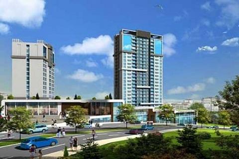 Bura Residence Esenyurt'ta Çinli'ye, Kırgız'a ev sattı!