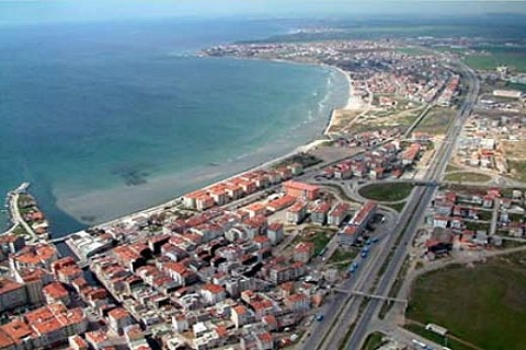 Silivri Ortaköy'de 2 milyon 225 bin TL'ye icradan satılık villa!
