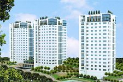 Dreamtowers Residence'ta 158