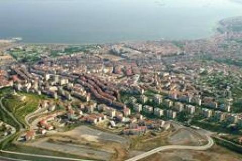İzmir Uçkuyular'a rezidans