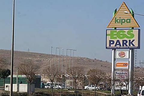 Denizli EGS Park AVM 28 milyon dolara Eser Holding'in oldu!