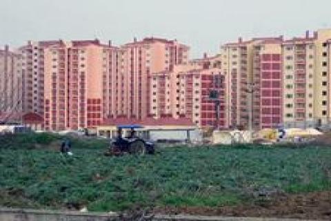 TOKİ Erzurum Kazımkarabekir'de
