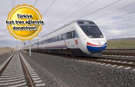 Türkiye'de 1.213 kilometre YHT hattının yapımı tamamlandı!