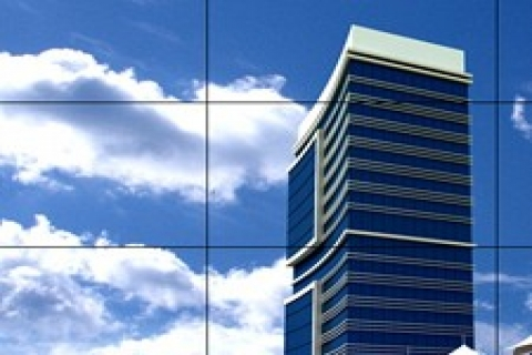 Bayrampaşa İstanbul Tower 'da kiralık ofis 910 dolar!